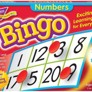 Bingo Game Numbers Counting | First Class Office Online Store