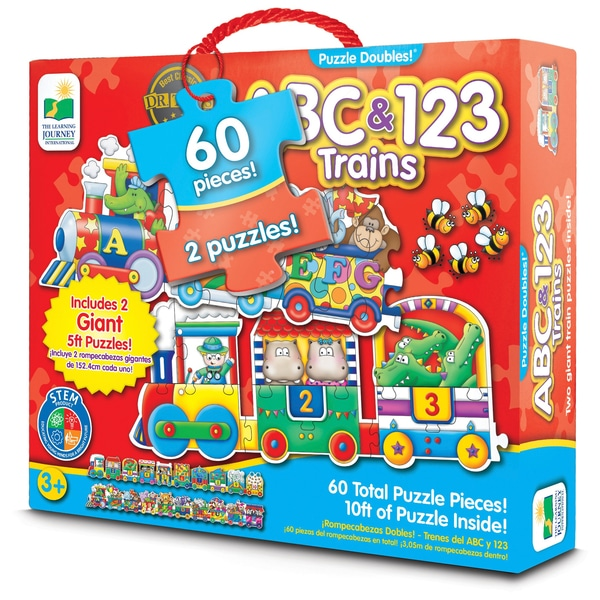 Brainbox Jigsaw Numbers Counting | First Class Office Online Store 2