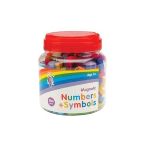 Magnetic Numbers Jar Counting | First Class Office Online Store