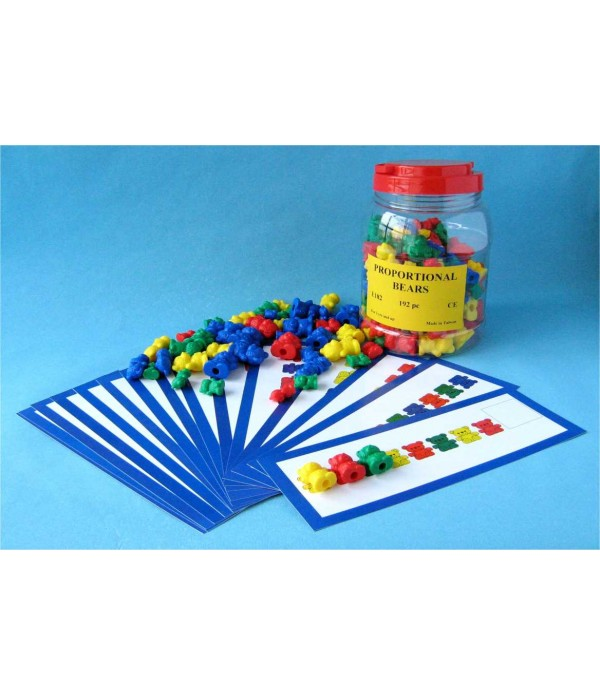 Proportional Bears Jar Counting   First Class Office Online Store 2