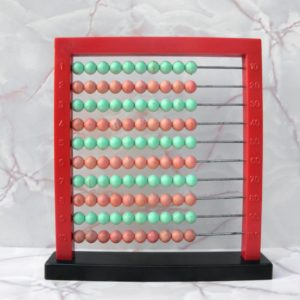 Abacus Plastic Counting | First Class Office Online Store