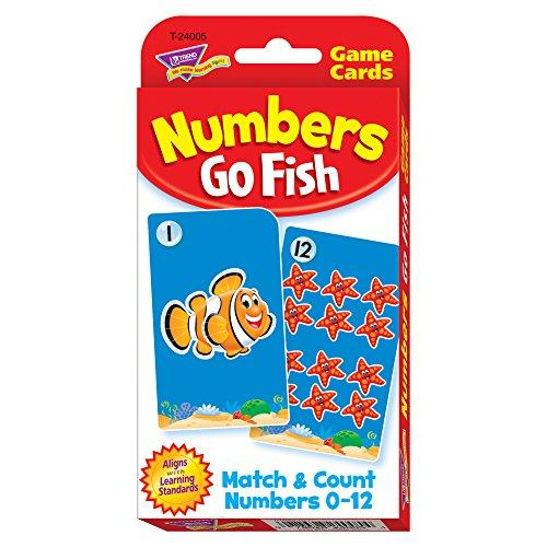 Numbers Go Fish Counting | First Class Office Online Store 2