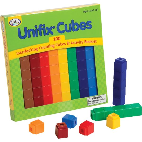 Counting Cubes (Unifix one way) Counting | First Class Office Online Store 2