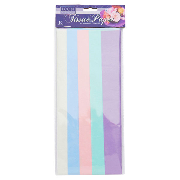 Assorted Colours Tissue Paper Tissue Paper | First Class Office Online Store 2