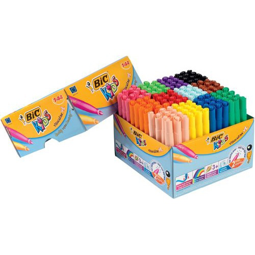 Thin Bic Assorted Classpack Bic Whiteboard Markers | First Class Office Online Store 2