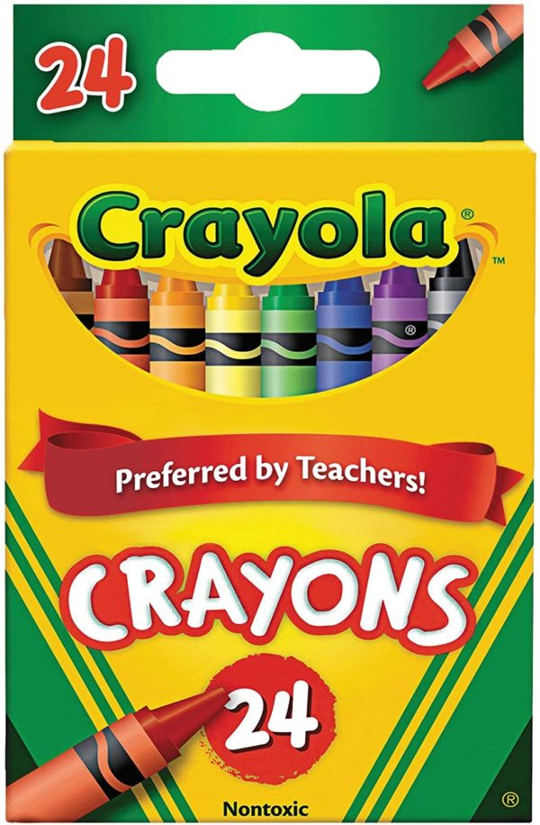 Crayola (24) Colouring Pencils | First Class Office Online Store 2