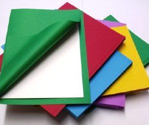 Gummed Paper A4 (50) Gummed Paper Squares 6x6 | First Class Office Online Store 2