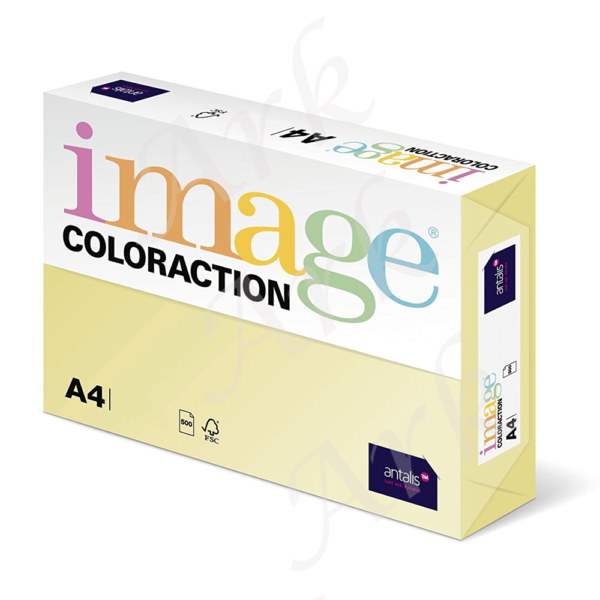 Coloraction Ivory Paper A4 100gsm (500) Coloured Paper A4 | First Class Office Online Store 2