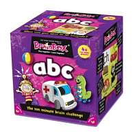 Brain Box Game ABC 4+ Alphabet | First Class Office Online Store