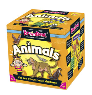 Brain Box Game Animals FrontPage   First Class Office Online Store 2