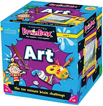 Brain Box Game Art 8+ History | First Class Office Online Store 2