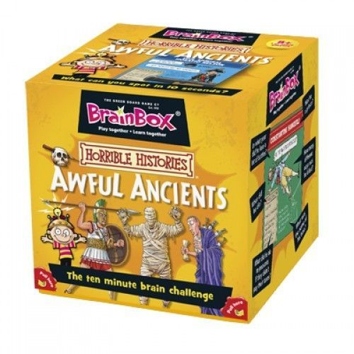 Brain Box Game Awful Ancients 8+ History | First Class Office Online Store 2