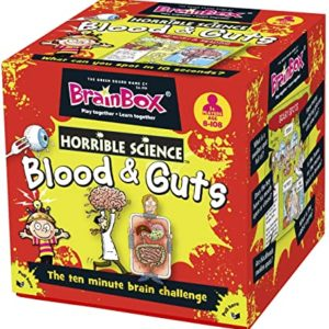 Brain Box Game Blood & Guts Science | First Class Office Online Store