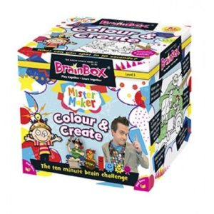 Brain Box Game Colour & Create Colours & Shapes | First Class Office Online Store 2