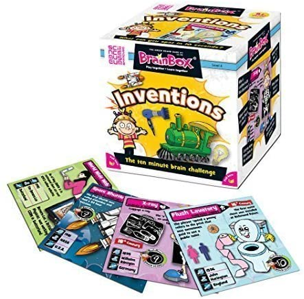 Brain Box Game Inventions Science | First Class Office Online Store 2