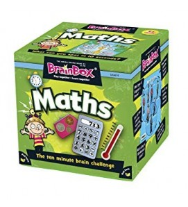 Brain Box Game Maths 7+ Addition & Subtraction | First Class Office Online Store
