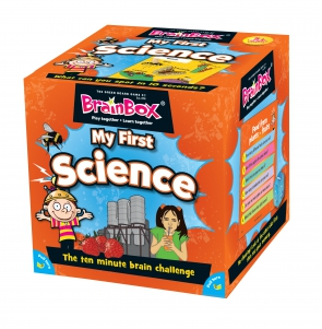 Brain Box Game My 1st Science Science | First Class Office Online Store