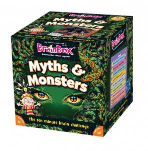 Brain Box Game Myths & Monsters Science | First Class Office Online Store