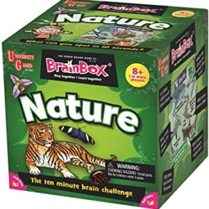 Brain Box Game Nature 8+ Science | First Class Office Online Store