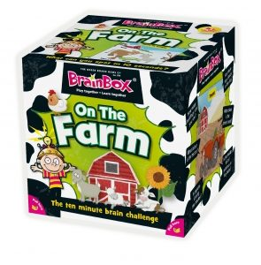 Brain Box Game On the Farm Science | First Class Office Online Store