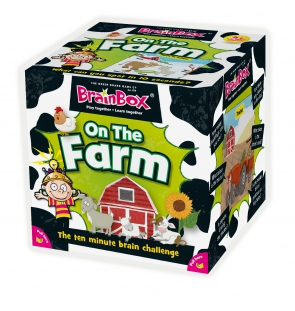 Brain Box Game On the Farm Science   First Class Office Online Store 2