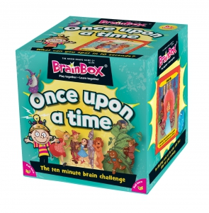 Brain Box Game Once Upon a Time English Literacy Games/Language Cards | First Class Office Online Store