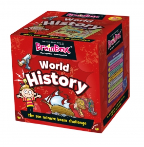 Brain Box Game World History History | First Class Office Online Store