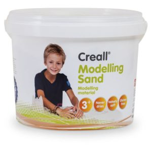 Creall Wet/Modelling Sand Bucket 5kg Sand | First Class Office Online Store