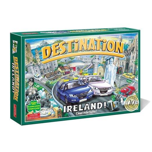 Destination Ireland FrontPage   First Class Office Online Store 2