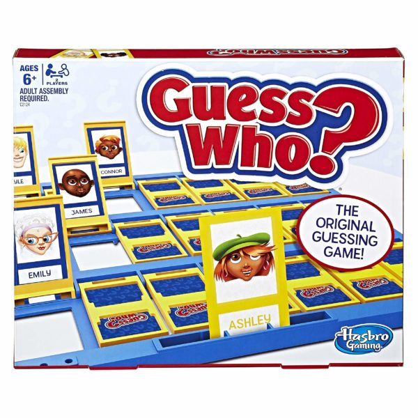 Guess Who? FrontPage | First Class Office Online Store 2