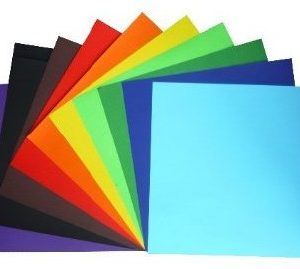 Gummed Paper Squares 6×6 inch (100) Gummed Paper Squares 6x6 | First Class Office Online Store
