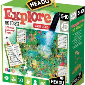 Headu Exlore The Forest 5-10 yrs Puzzles | First Class Office Online Store