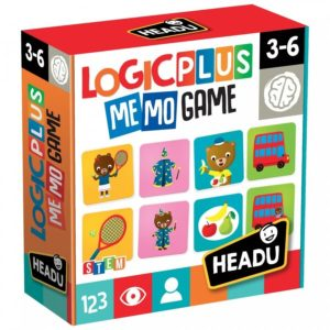 Headu Logic + Memo Game Puzzles | First Class Office Online Store