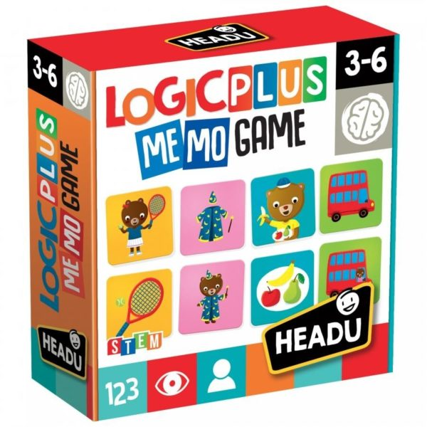 Headu Logic + Memo Game Puzzles | First Class Office Online Store 2