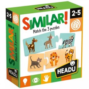 Headu Similar Puzzle 2-5 yrs Puzzles | First Class Office Online Store
