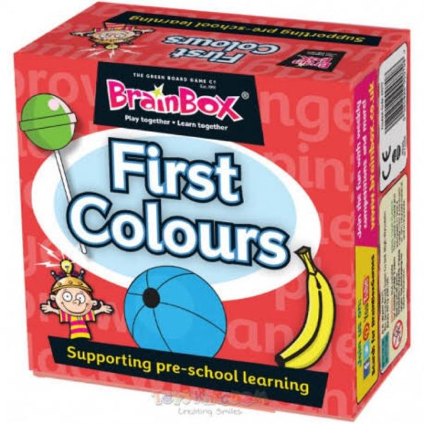 My 1st Brainbox Colours Colours & Shapes | First Class Office Online Store 2