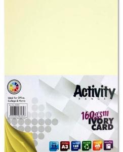 Cream Card Premier A3 Card | First Class Office Online Store