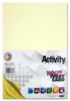 Cream Card Premier A3 Card | First Class Office Online Store 2