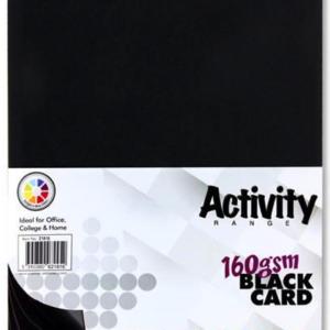 Black Card Premier A3 Card | First Class Office Online Store