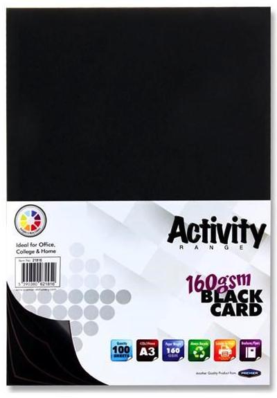 Black Card Premier A3 Card | First Class Office Online Store 2