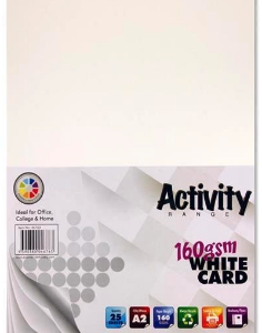 White Card Supreme A2 Card | First Class Office Online Store