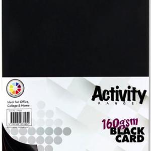 Black Card Premier A2 Card | First Class Office Online Store