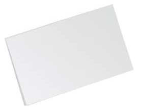 6×4 White Flash Card Flash Card | First Class Office Online Store