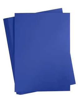 Dark Blue A4 Card Reams | First Class Office Online Store 2