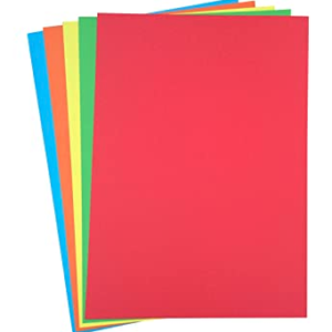Assorted Bold Supreme A4 Card Small Packs | First Class Office Online Store