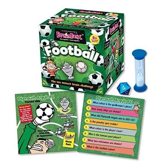 Brain Box Game Football Sport | First Class Office Online Store 3