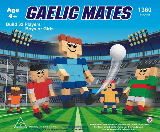Gaelic Mates Blocks Sport | First Class Office Online Store 2