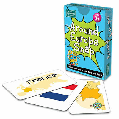 Snap Cards Around Europe 7+ Geography   First Class Office Online Store 2