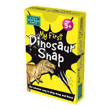 Snap Cards Dinosaur 5+ Science | First Class Office Online Store