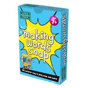 Snap Cards Making Words 7+ English Literacy Games/Language Cards | First Class Office Online Store